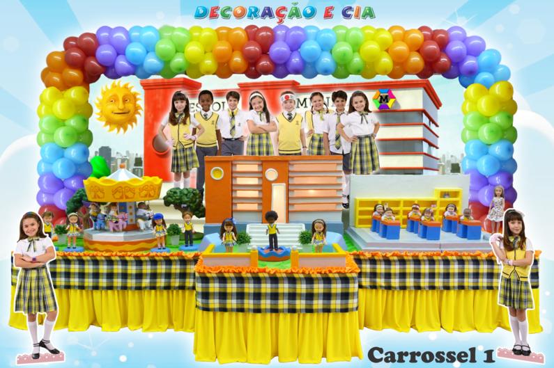 Carrossel 1