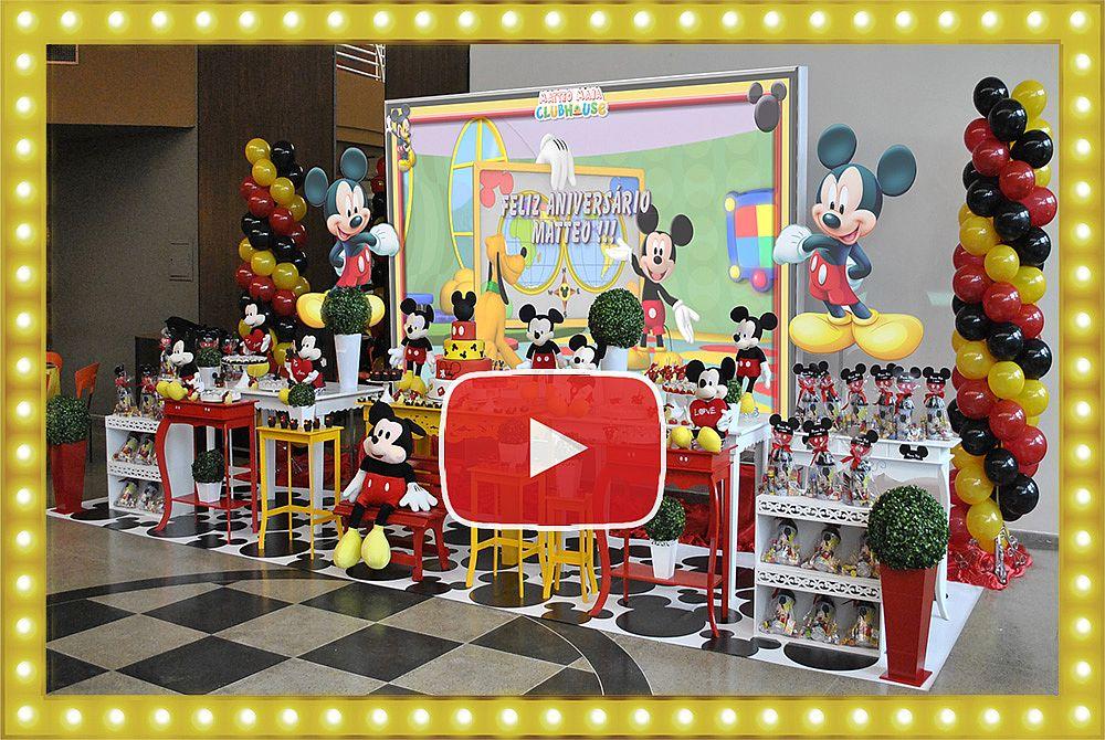 Projeção Mapeada Provençal Especial Mickey