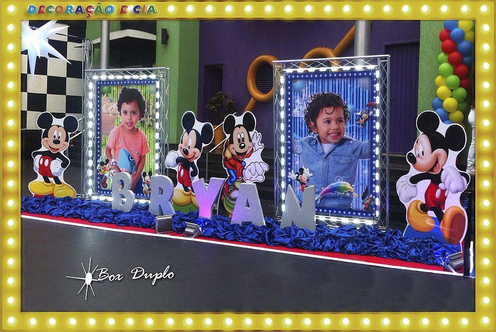 Mickey – BOX DUPLO