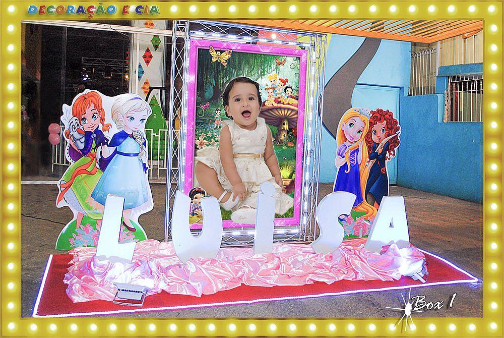 Princesinhas Disney