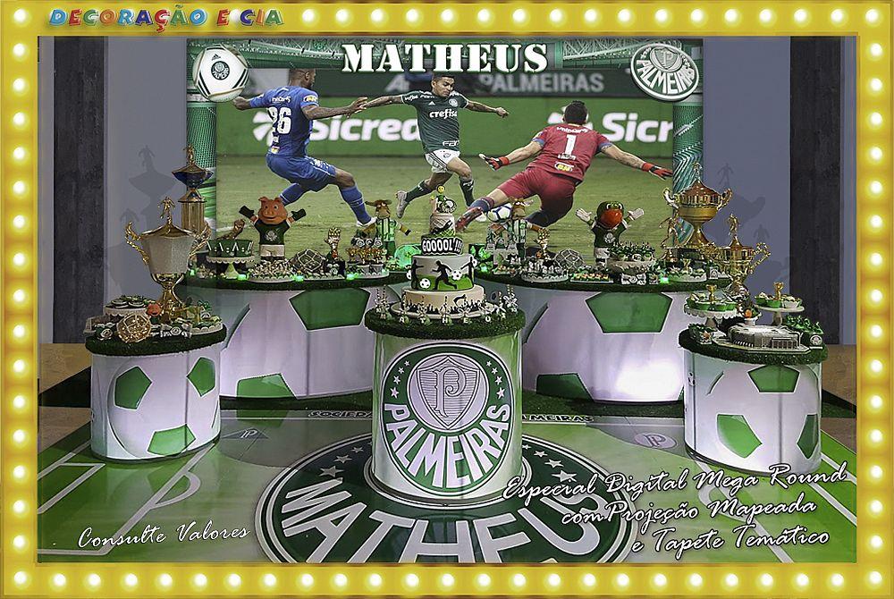 …Esp. Digital Mega Round – Palmeiras