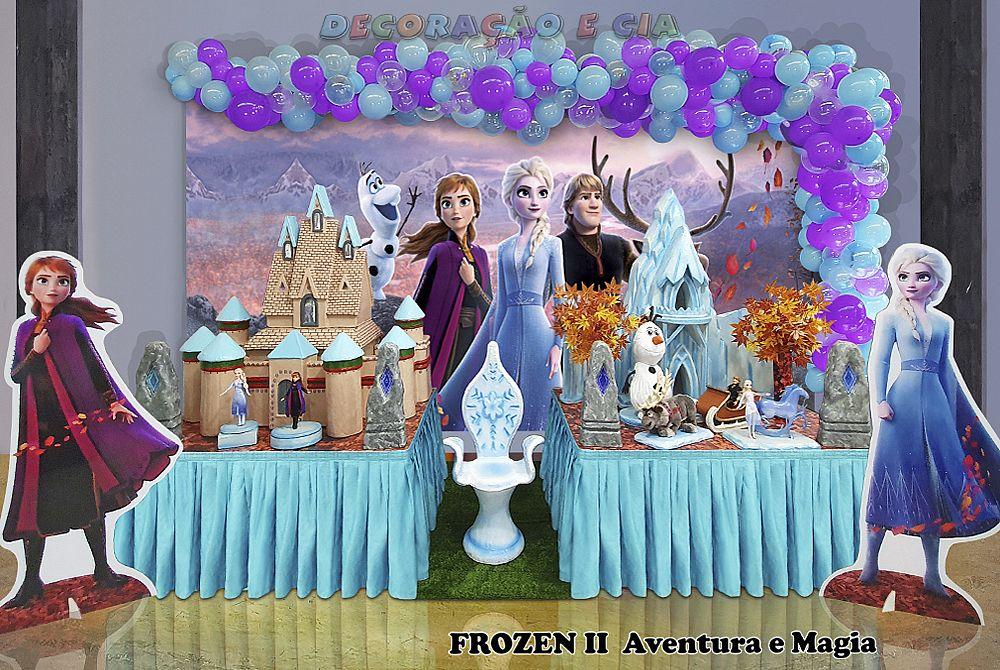 Frozen II – Aventura e Magia