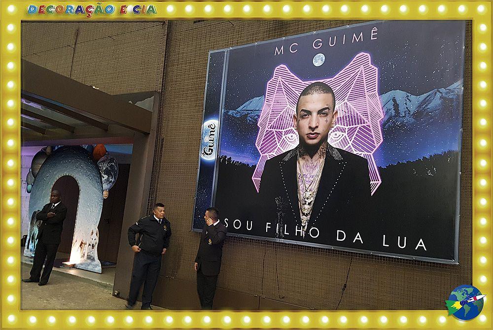 LANÇAMENTO CD – SOU FILHO DA LUA – MC GUIME