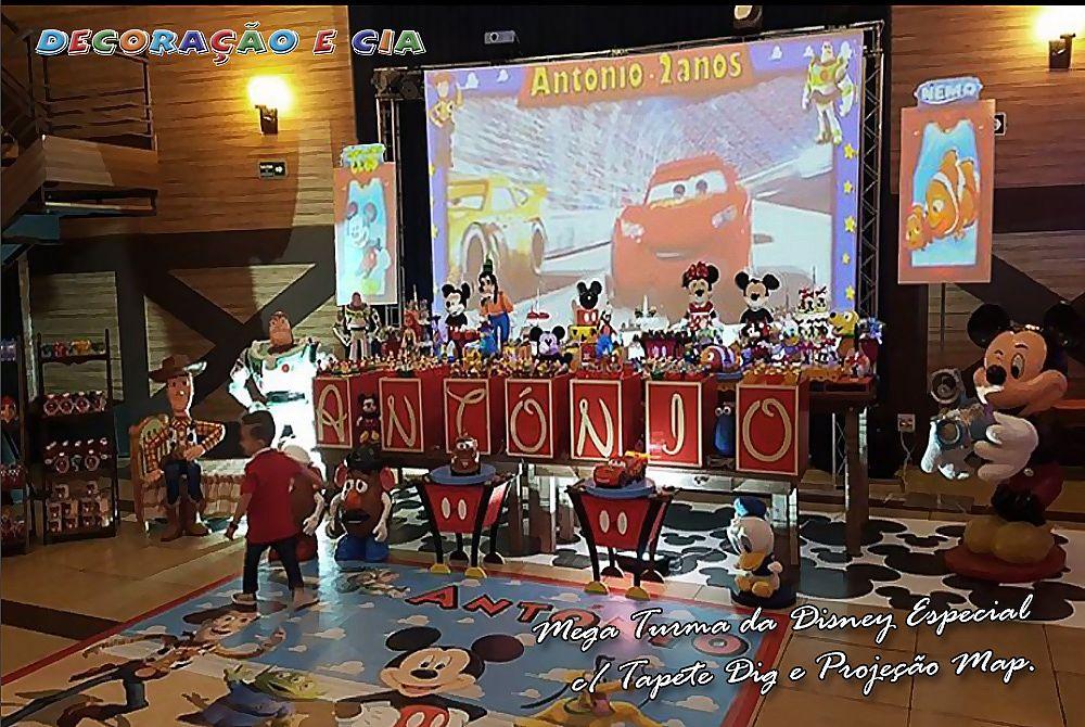 .Mega turma da Disney Especial