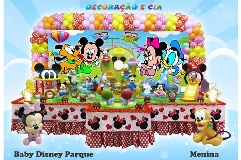 Baby Disney Parque