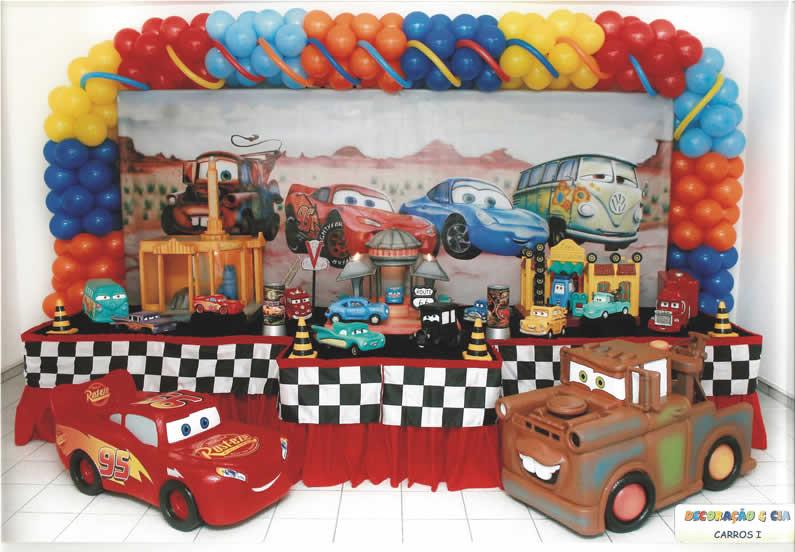 Carros 1 Vermelho