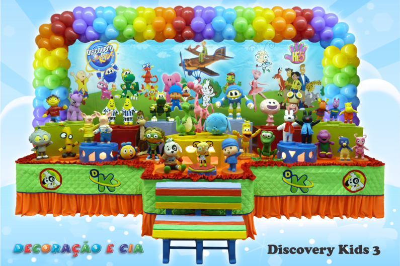 Discovery Kids 3