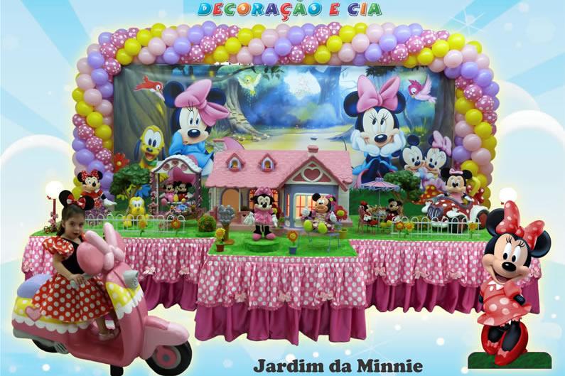 Jardim da Minnie
