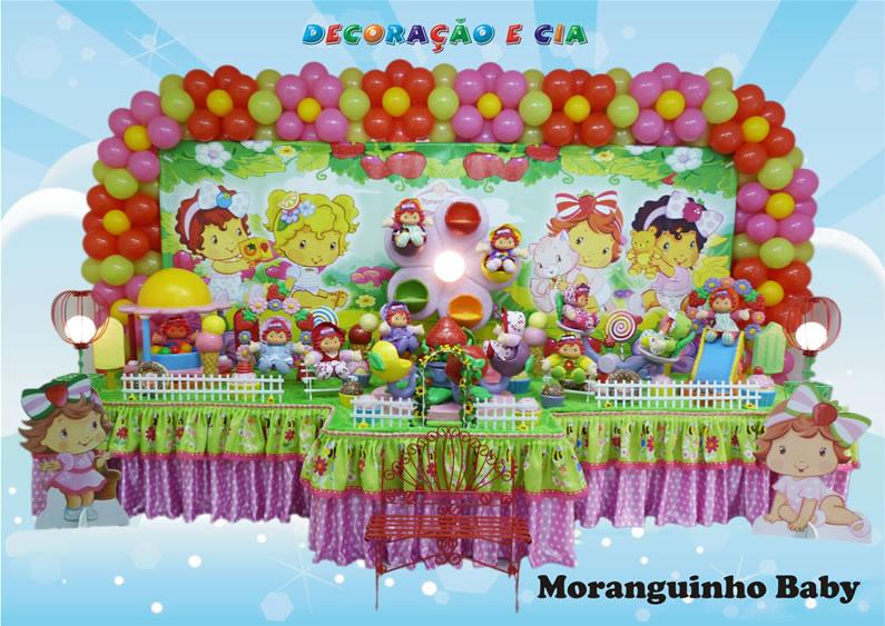 Moranguinho Baby