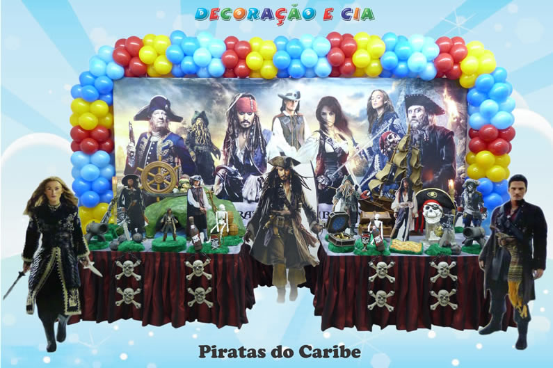 Piratas do Caribe