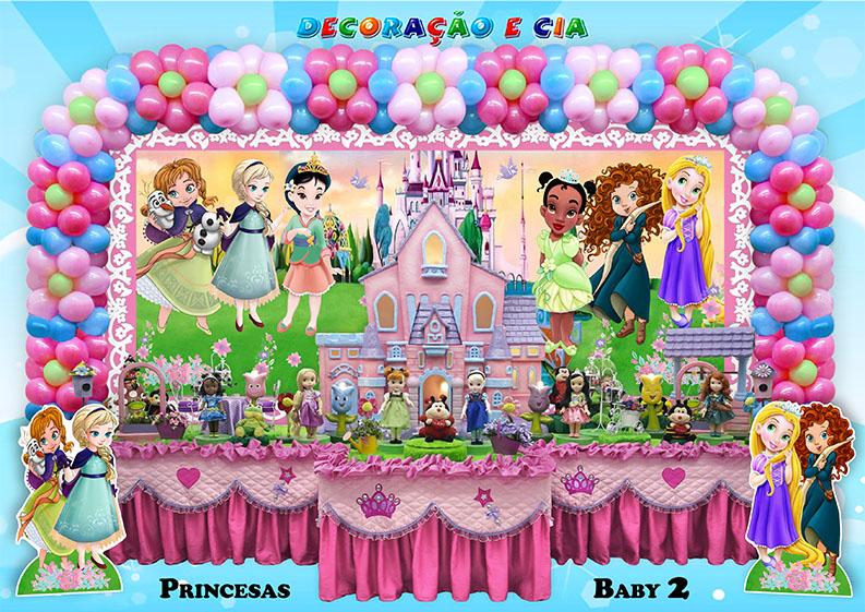 Princesas Baby 2