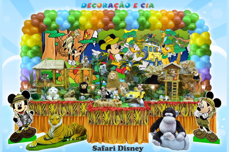 Safari Disney