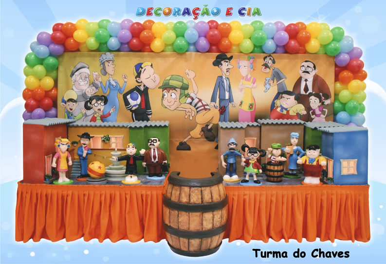 Chaves – Turma do Chaves
