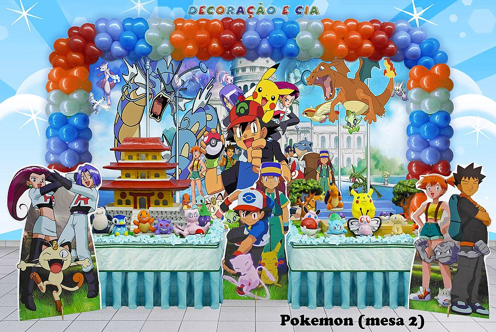 Pokemon (mesa 2)