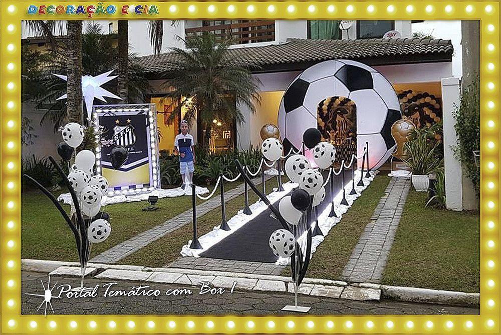 Futebol – Portal Temático com Box 1