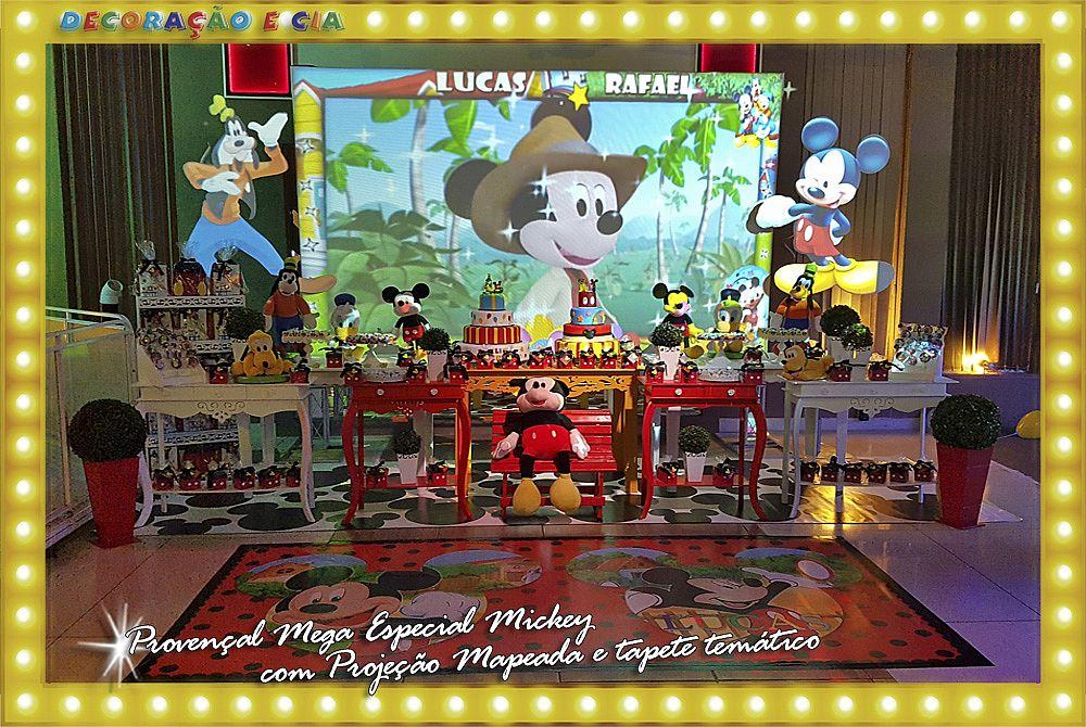 PROVENÇAL MEGA – Turma do Mickey