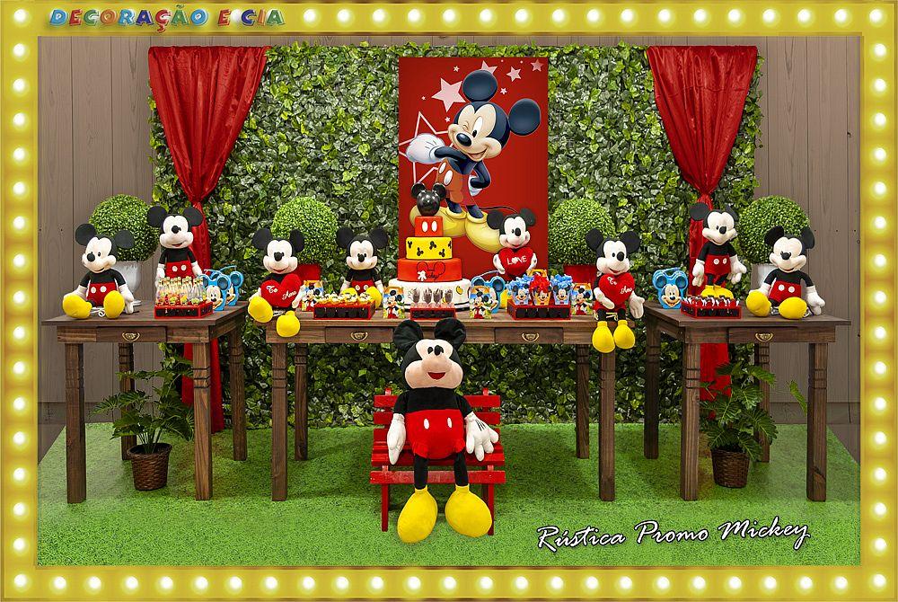 ..RÚSTICA PROMO – Mickey