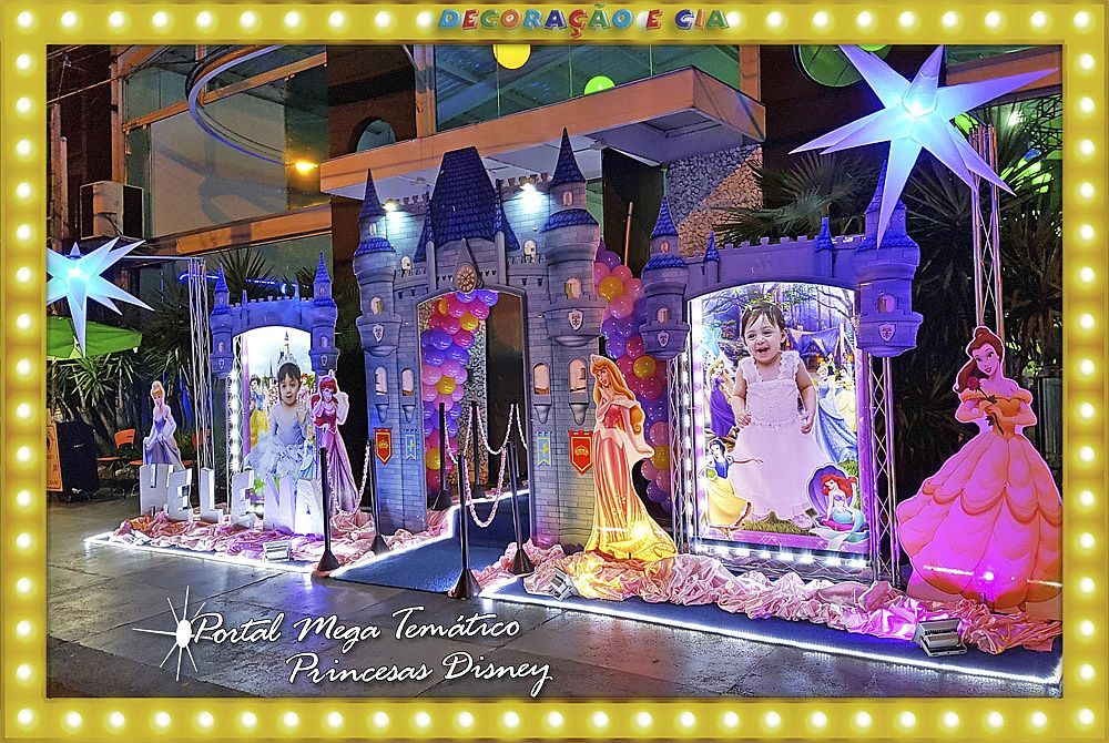 …Princesas Disney