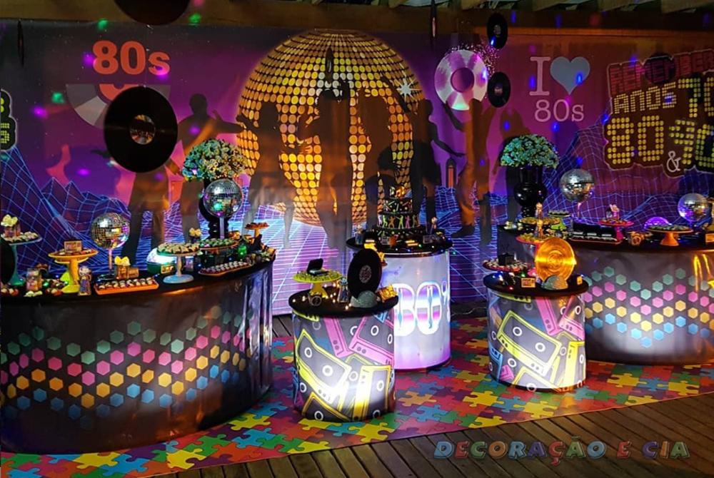 …Esp. Digital Mega Round – Anos 70 80 90