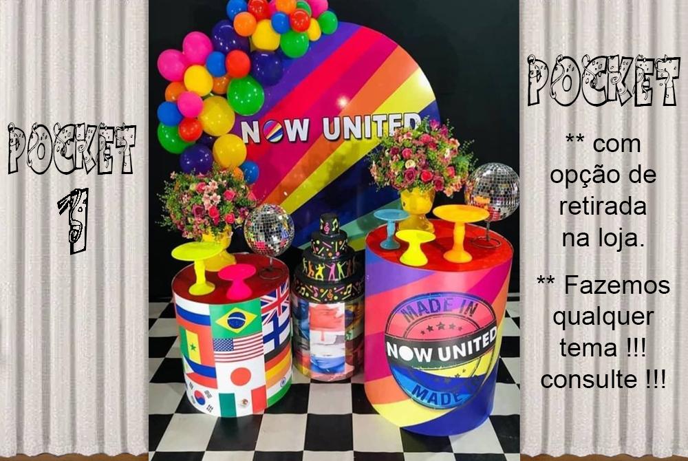 POCKET 1 – NOW UNITED