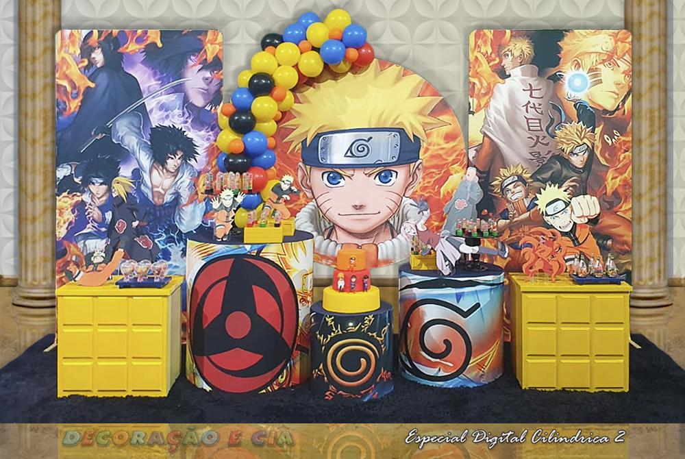 Esp. Digital Cilindrica 2 – Naruto